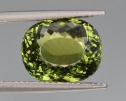Natural Green Tourmaline 5.39 Cts Well Cut Gemstone