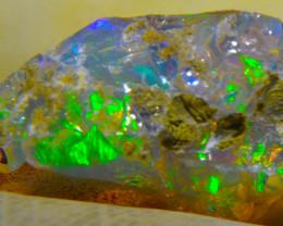Cts.  3.45 ROUGH     Ethiopian  Opal  RF FACS110