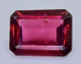 1.99 Crt Natural  Rhodolite Garnet Faceted Gemstone.( AB 11)