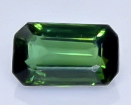 0.87 Crt Natural Tourmaline  Faceted Gemstone.( AB 11)