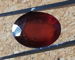 Hessonite, 3.57ct, mystical unique stone from Africa!