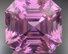 94.86 CT Kunzite Gemstones Top Luster with assher Cut