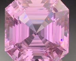 68.62 CT Kunzite Gemstones Top luster with fine Cutting