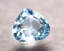 Aquamarine 1.22Ct Natural Light Blue Aquamarine E1702/B42