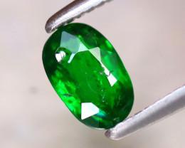 Tsavorite 0.60Ct Natural Intense Vivid Green Color Tsavorite Garnet  EF1724
