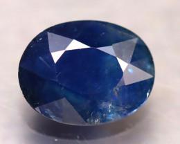 Blue Sapphire 4.20Ct Natural Blue Sapphire D1815/B39