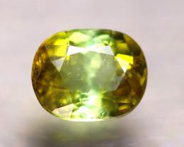 Tourmaline 1.22Ct Natural Green Color Tourmaline E1915/B19