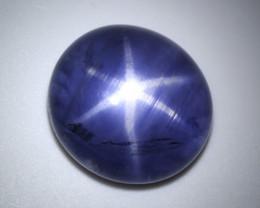 NATURAL STAR SAPPHIRE Sri-Lanka  Star Sapphire, eye clean, rare, excellent
