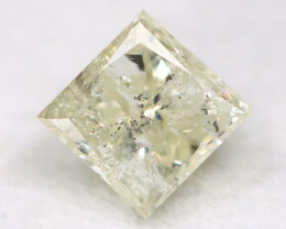 Fancy Diamond 0.27Ct Natural Untreated Fancy Color Diamond BP80