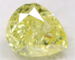 Fancy Diamond 0.24Ct Natural Untreated Fancy Color Diamond BP91