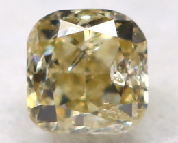 Fancy Diamond 2.4mm Natural Untreated Fancy Color Diamond BP92