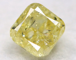 Fancy Diamond 0.25Ct Natural Untreated Fancy Color Diamond BP96