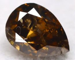 Fancy Diamond 0.44Ct Natural Untreated Fancy Color Diamond BP97