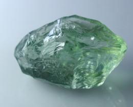 28.60 CT Natural - Unheated Green Prasiolite Clean Rough