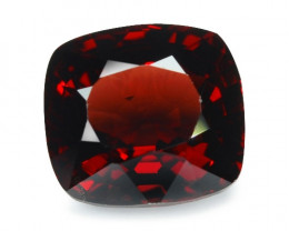 1.12 Cts Un Heated Very Rare Cognac Color Natural Spinel Gemstone