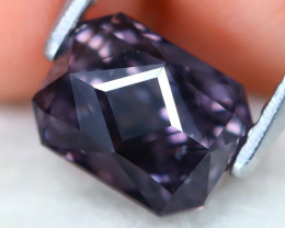 Purple Spinel 2.31Ct VS Master Cut Natural Titanium Purple Spinel B1607