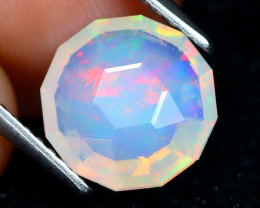 Welo Opal 1.45Ct Master Cut Natural Play Of Color Welo Opal C1602