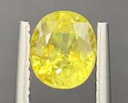 1.14 CT Natural Tantanite Sphene