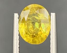 1.17 CT Natural Tantanite Sphene