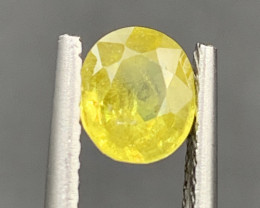 0.94 CT Natural Tantanite Sphene