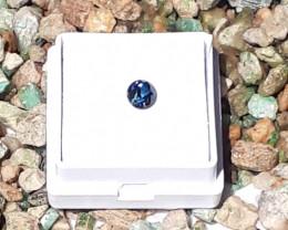 certified Australian Blue Sapphire