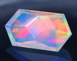 Opal 1.10Ct Precision Master Cut Natural Ethiopian Welo Opal AT1095