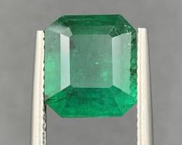 4.22 Natural color Emerald gemstone