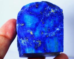 1183.70 CT Natural - Unheated Blue Lapis Lazuli Rough