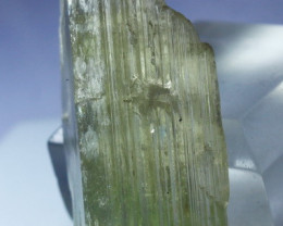 132.10 CT Natural - Unheated Yellow Triphen Crystal