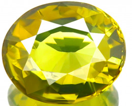COLOR CHANGE! Alexandrite! Yellow/Green 0.82 CT Chrysoberyl