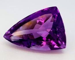 17.95Crt Natural Amethyst Natural Gemstones JI72