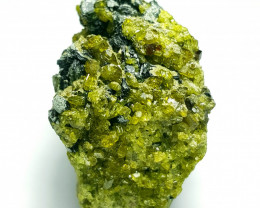 Amazing Natural Epidote combine with Diposite and lovely Mica 151Cts-A