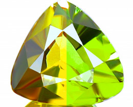 COLOR CHANGE! Alexandrite! Yellow/Green 0.76 CT Chrysoberyl