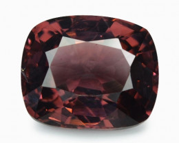 1.70 Cts Un Heated Very Rare Purple Pink Color Natural Spinel Gemstone