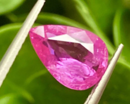 2.35 ct  Ruby Gemstone