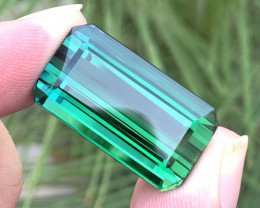55 carats Transparent colour Big piece Tourmaline Gemstone  From  Afghanist