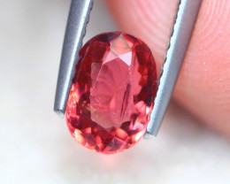1.18Ct Natural Pink Tourmaline Oval Cut Lot A1093