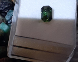 Australian  green Sapphire