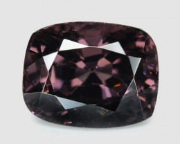 1.05 Cts Un Heated Very Rare Purple Pink Color Natural Spinel Gemstone