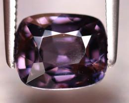 Spinel 2.26Ct Mogok Spinel Natural Burmese Titanium Purple Spinel DF2021