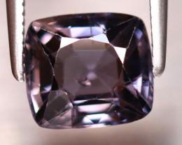 Spinel 2.18Ct Mogok Spinel Natural Burmese Titanium Purple Spinel DF2025