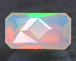 Opal 1.10Ct Precision Master Cut Natural Ethiopian Welo Opal AT1125