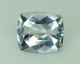 Ring Size 2.00 ct Attractive Color Aquamarine
