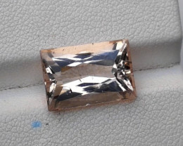 Morganite, 6.60 Carats Lovely Morganite Gemstone