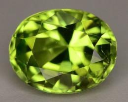 AAA Color & Cut 2.30 ct Peridot ~ Pakistan