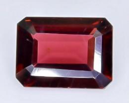 1.76 Crt Natural  Rhodolite Garnet Faceted Gemstone.( AB 12)
