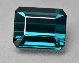 9.35 Cts  Elegant Wonderful Natural Blue Green Tourmaline