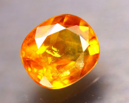 Yellow Sapphire 1.75Ct Natural Siamese Yellow Sapphire E2115/A43
