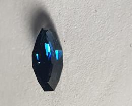 1.61ct Australian Blue Sapphire