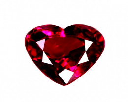 SONGEA RUBY, lovely, rare, excellent cut.  EXCEPTIONAL  COLOUR  #RB123